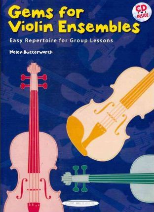 Gems for Violin Ensembles Bk and Cd Vol 1
