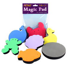 Artino Magic Pad Should rests
