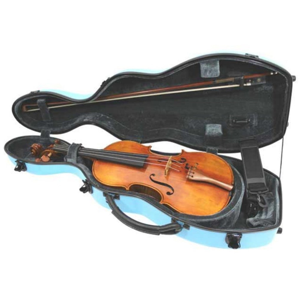 Pale Blue Cellisimo Violin Case