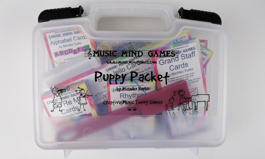 Puppy Pack - Suzuki Strings