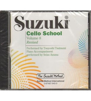 Suzuki Cello CD - Suzuki Strings