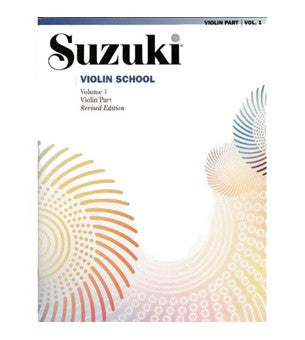 Suzuki Violin Book Volume 1 -10 - Suzuki Strings