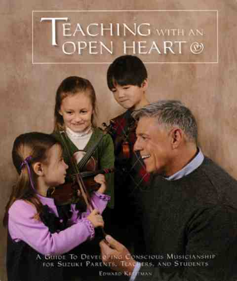 Teaching with an open heart by Ed Kreitman