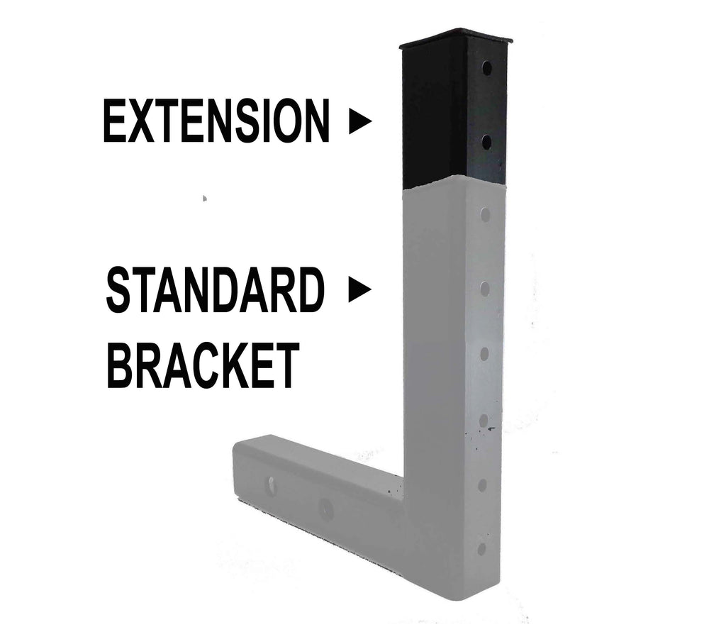 MOUNTING BRACKET EXTENSION - AVAILABLE 10-25-19