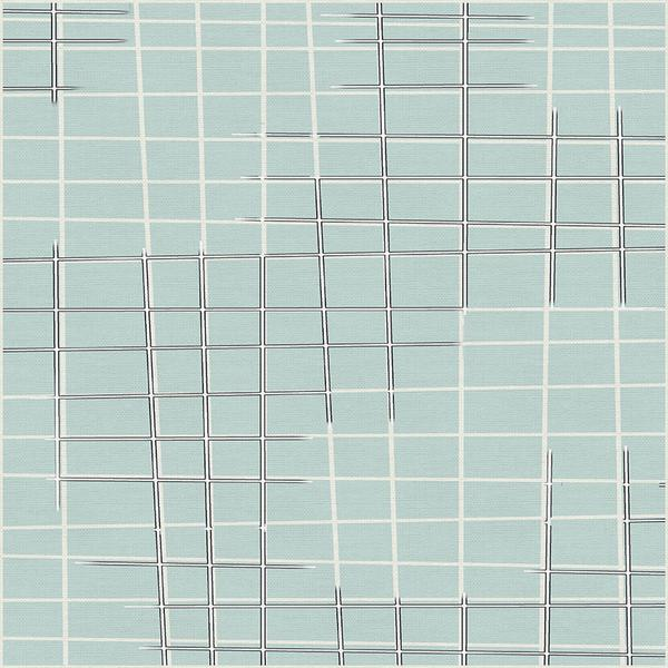 Paintbrush Studio - Sketchbook - Broken Grid Aqua