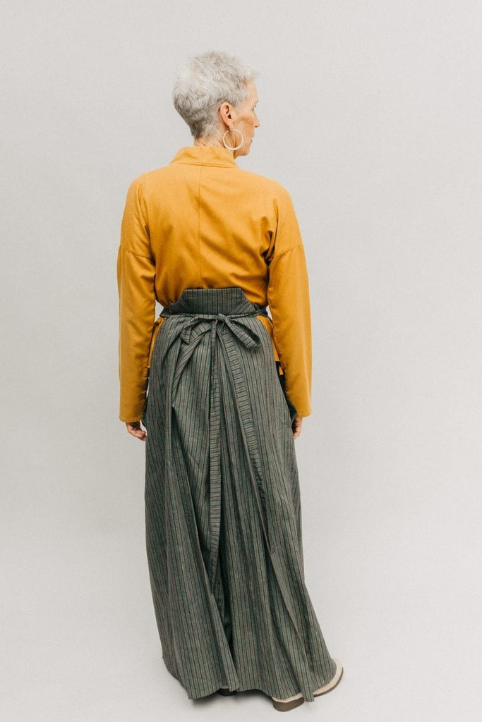Folkwear - Japanese Hakama and Kataginu - 151