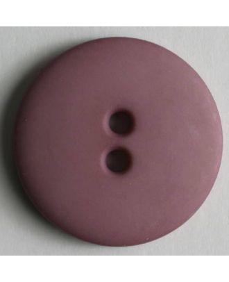 Dill - Matte Orchid Button - 13mm