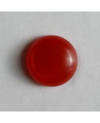 Dill - Itty Bitty Red Shank Button - 8mm