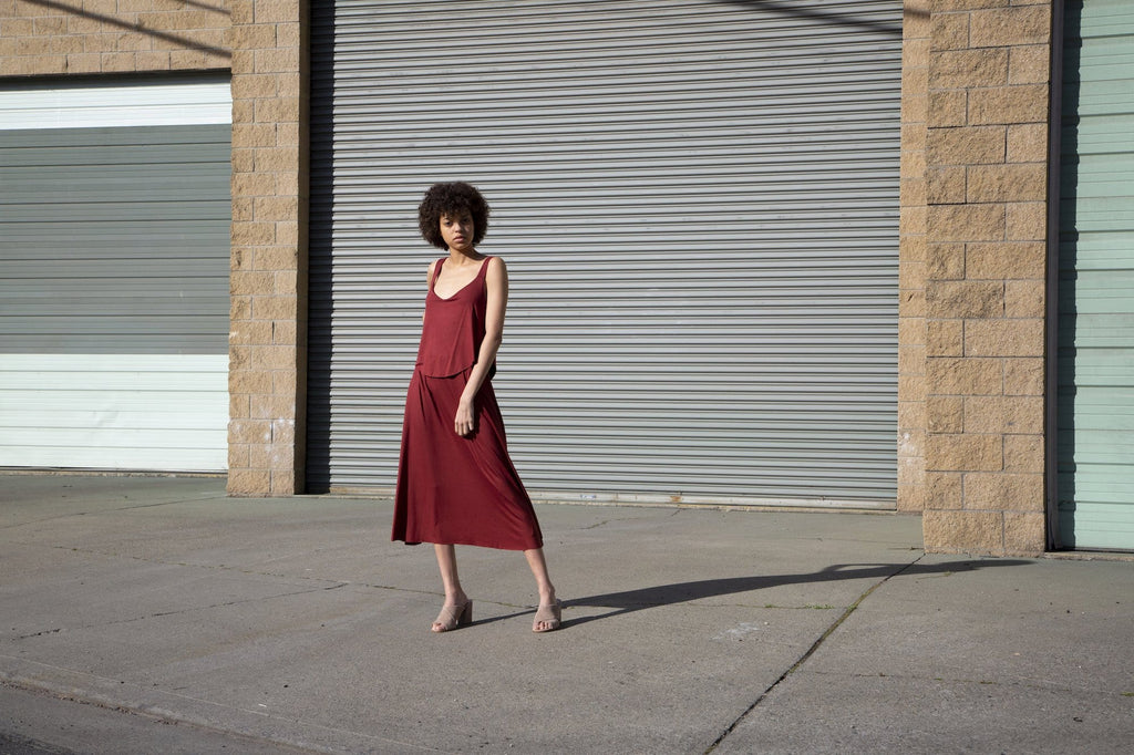 Friday Pattern Company - Hilo Dress