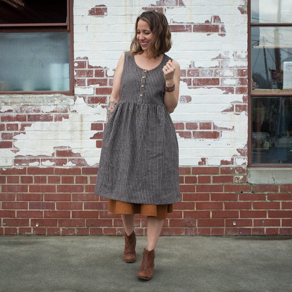 Sew Liberated - Hinterland Dress