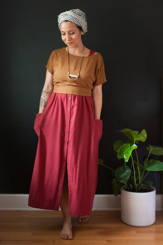Sew Liberated - Strata Top