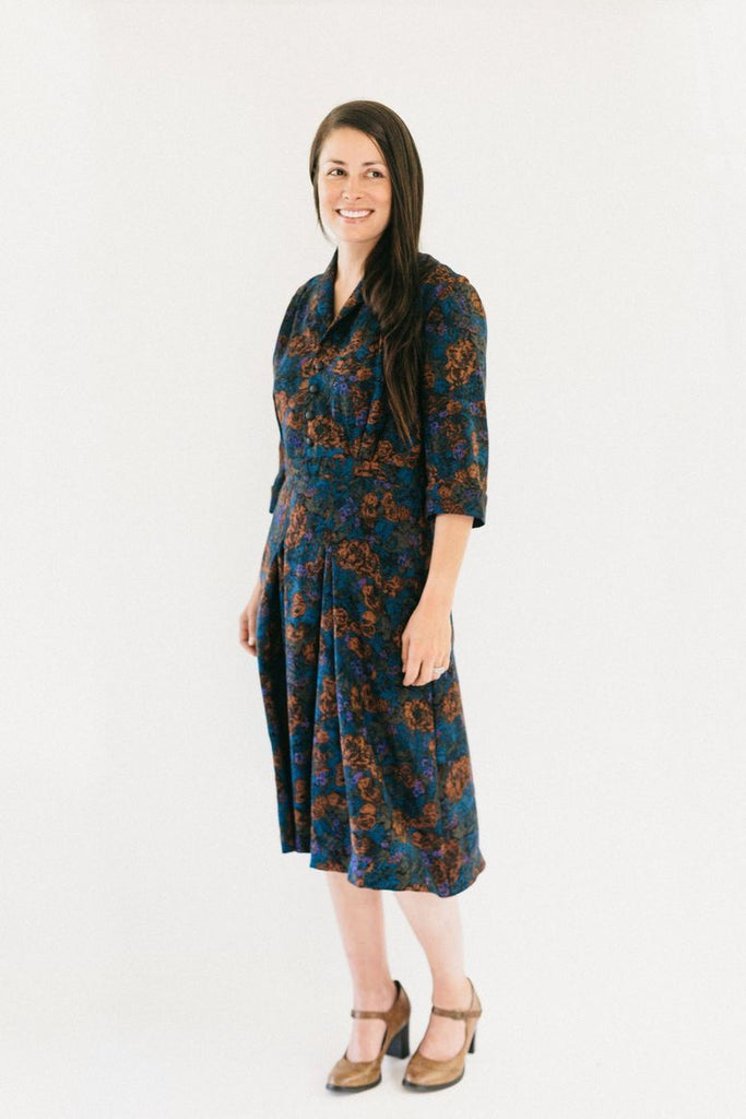 Folkwear - Lindy Shirtdress - 247