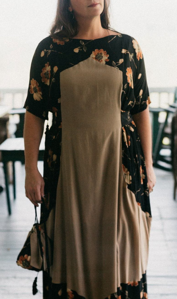 Folkwear - Paris Promenade Dress