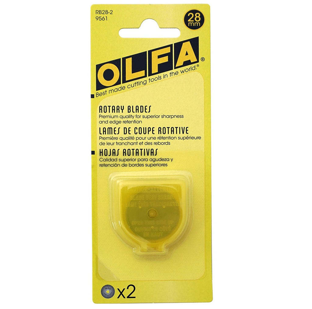 Olfa - Replacement Rotary Blades - 2-pack