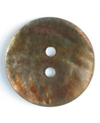 Dill - Natural Shell Button - 18mm
