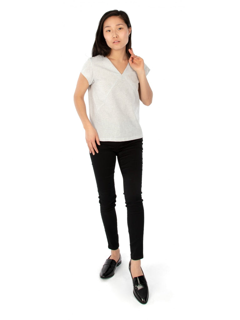 Jalie - Alice V-Neck Blouse