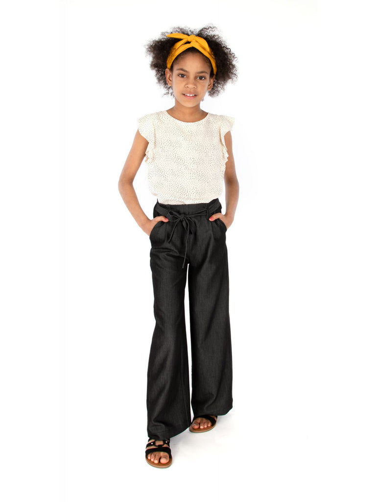 Jalie - Simone Wide-Leg Shorts and Pants - 3908