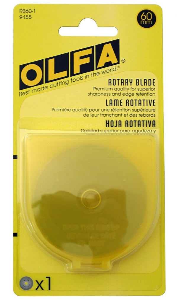 Olfa - Replacement Rotary Blade - 1-pack