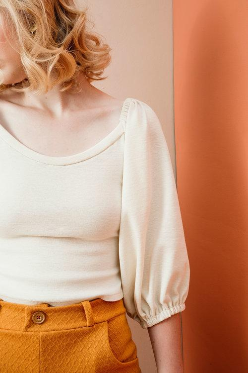 Friday Pattern Company - Adrienne Blouse