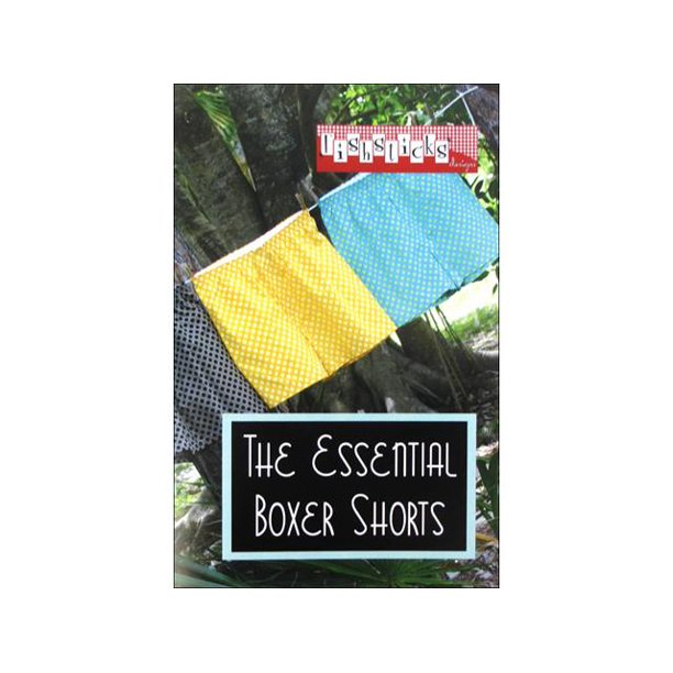 Fishsticks Designs - The Essential Boxer Shorts