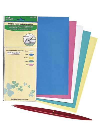 Clover - Chacopy Carbon Tracing Paper