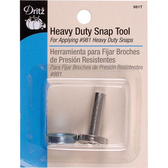 Dritz - Heavy Duty Snap Tools - 981T