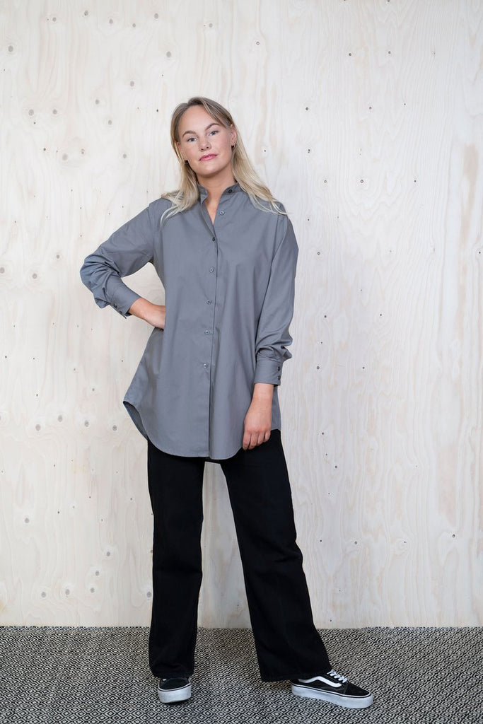 The Assembly Line - Oversized Shirt