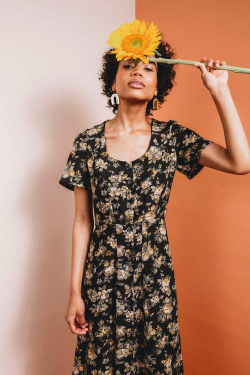 Friday Pattern Company - Hughs Dress