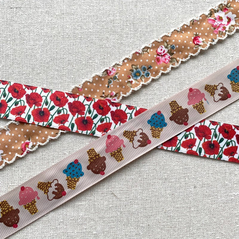 "1"" Ribbon - Various"