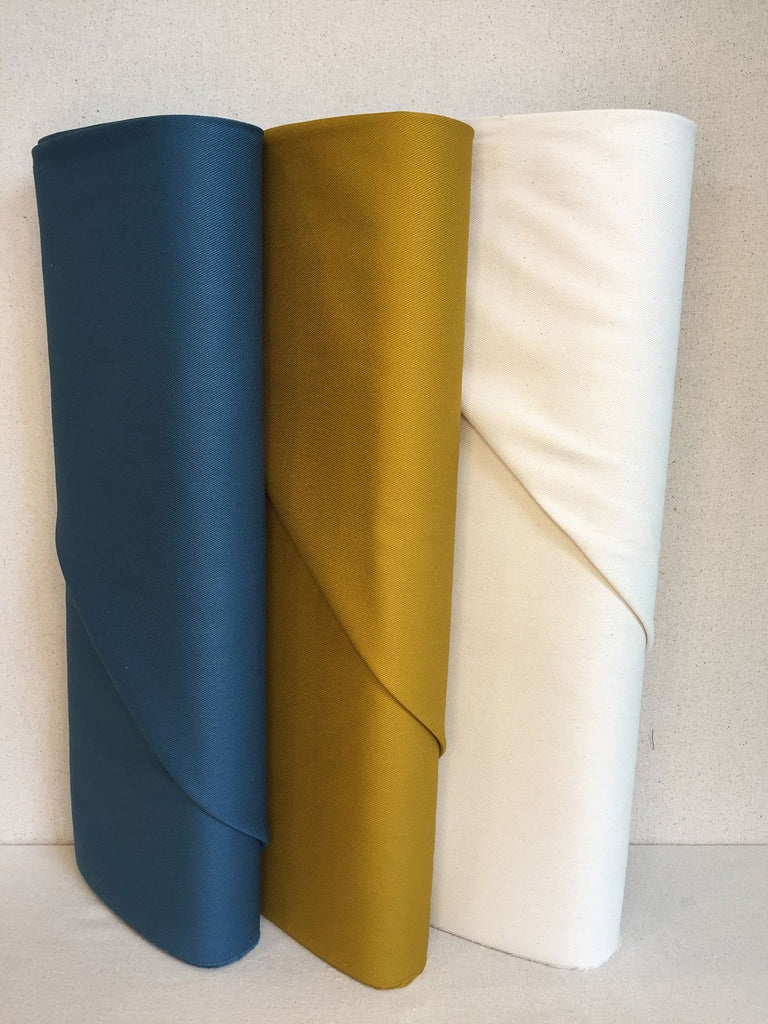Japanese Cotton Twill - Various Colors