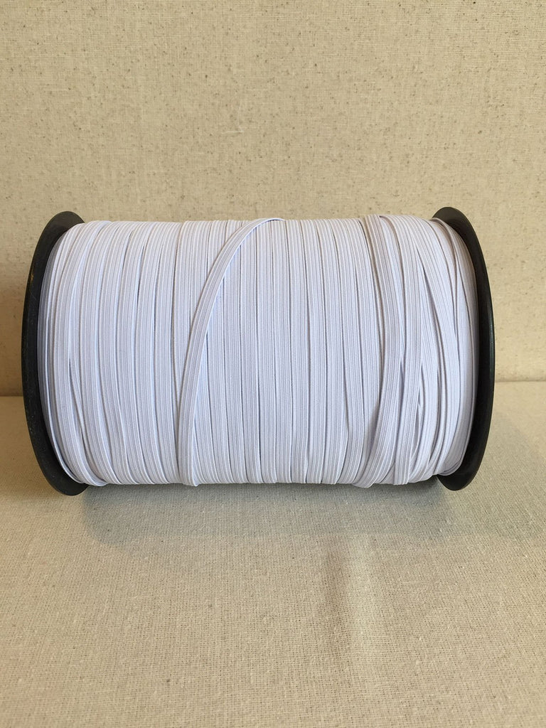 "1/4"" Braided Elastic - Various"