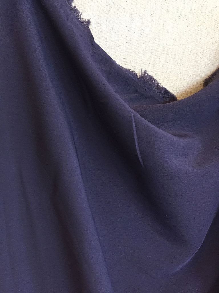 Stretchy Purple Rayon