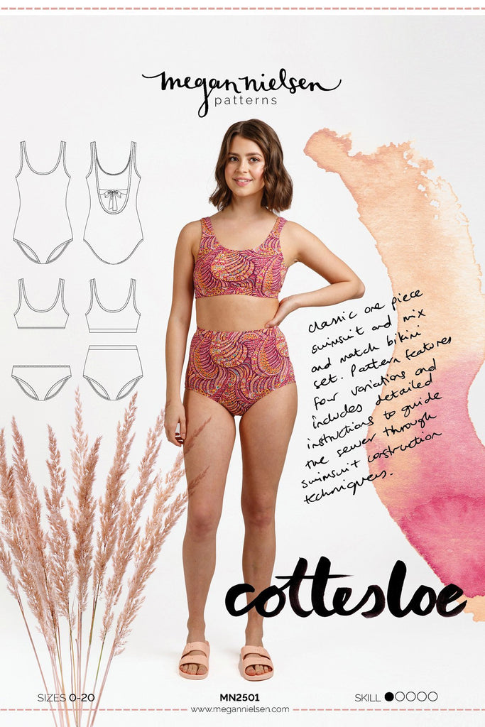 Megan Nielsen - Cottesloe Swimsuit