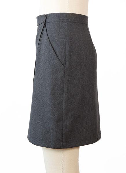 Liesl & Co - City Stroll Wrap Skirt