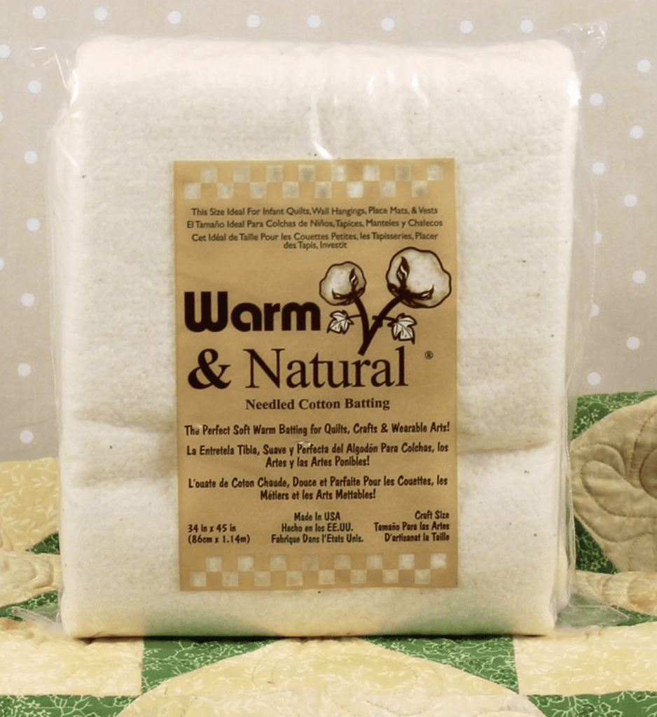 Warm & Natural Cotton Batting