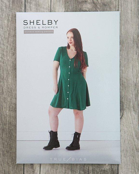True Bias - Shelby Dress and Romper