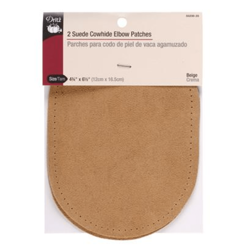 Dritz - Suede Elbow Patches - Various