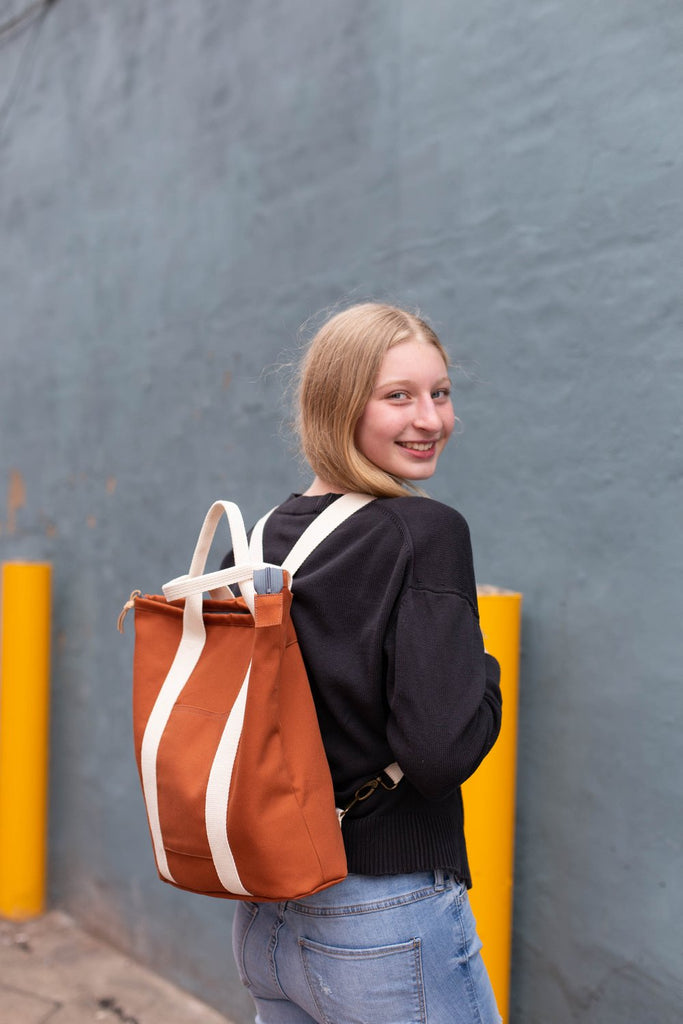 Noodlehead - Buckthorn Backpack + Tote
