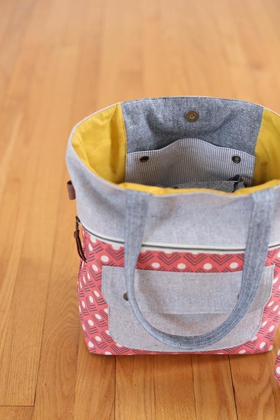 Noodlehead - Caravan Tote and Pouch