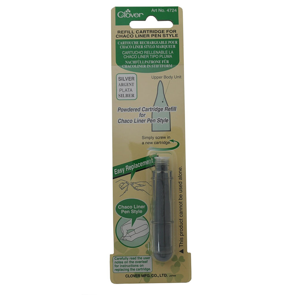 Clover - Refill Cartridge for Chaco Liner Pen Style