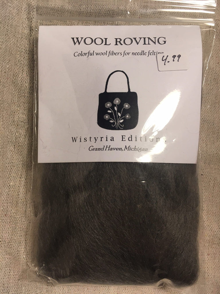 Wistyria Editions Wool Roving Felt - Various