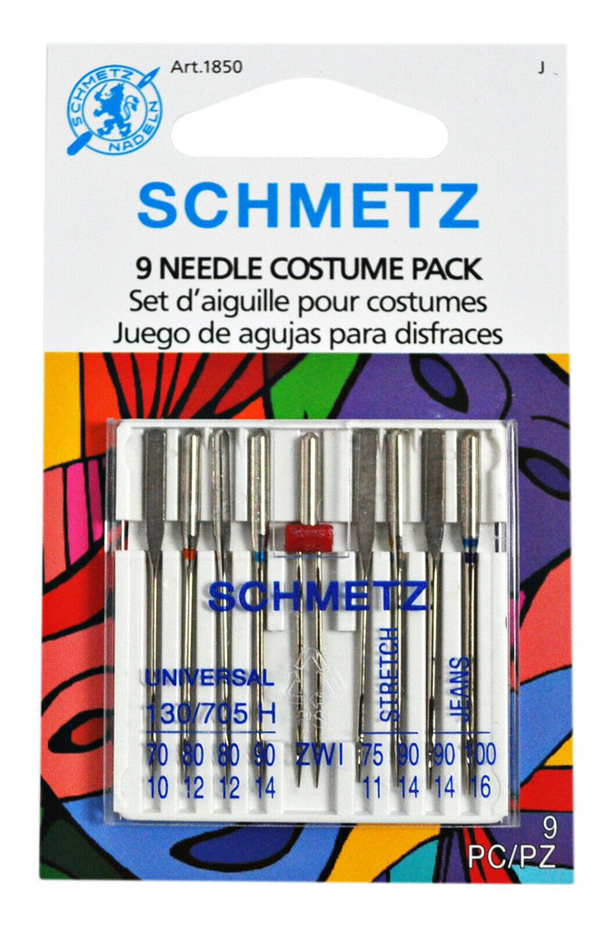 Schmetz - Costume Needles Pack
