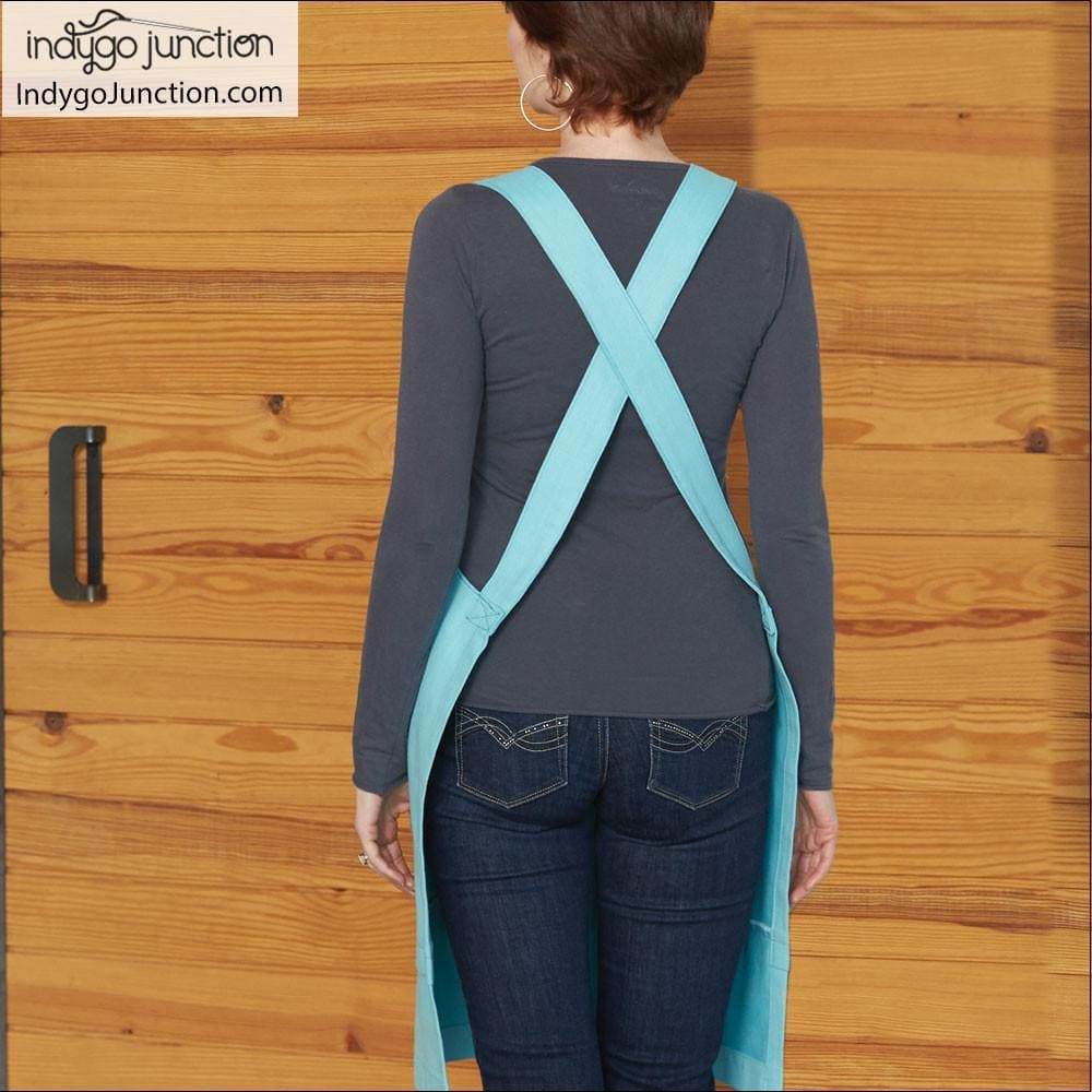 Indygo Junction - Bistro Apron Pattern