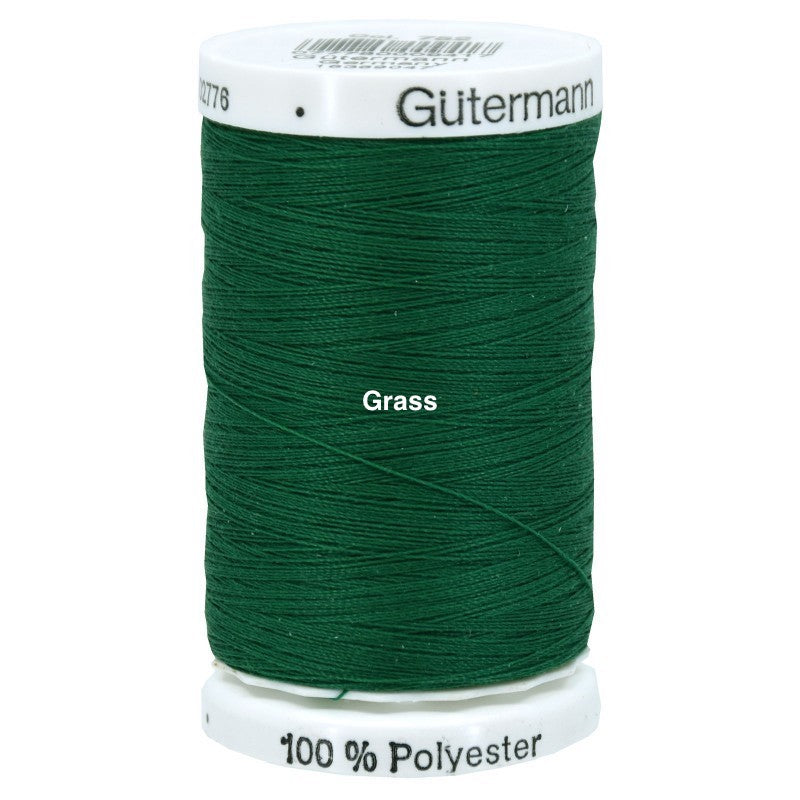 Gütermann Thread -  Sew-All Polyester - 500 meter / 547 yard Spool - Various