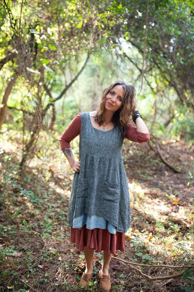 Sew Liberated - Metamorphic Dress