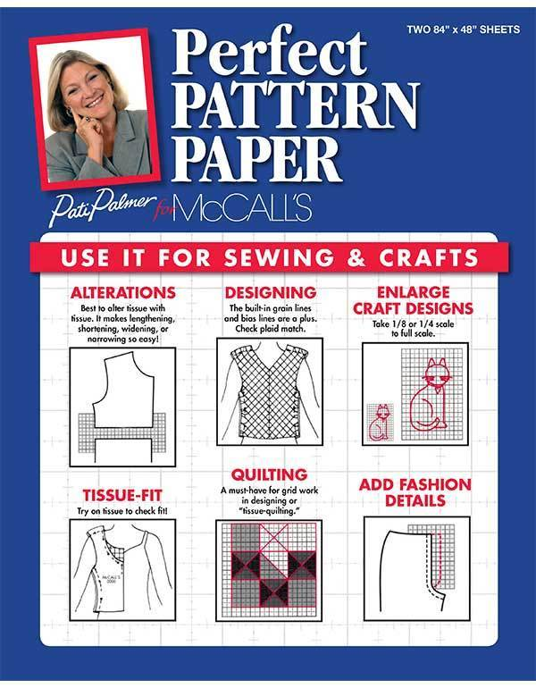 Palmer and Pletsch - Perfect Pattern Paper
