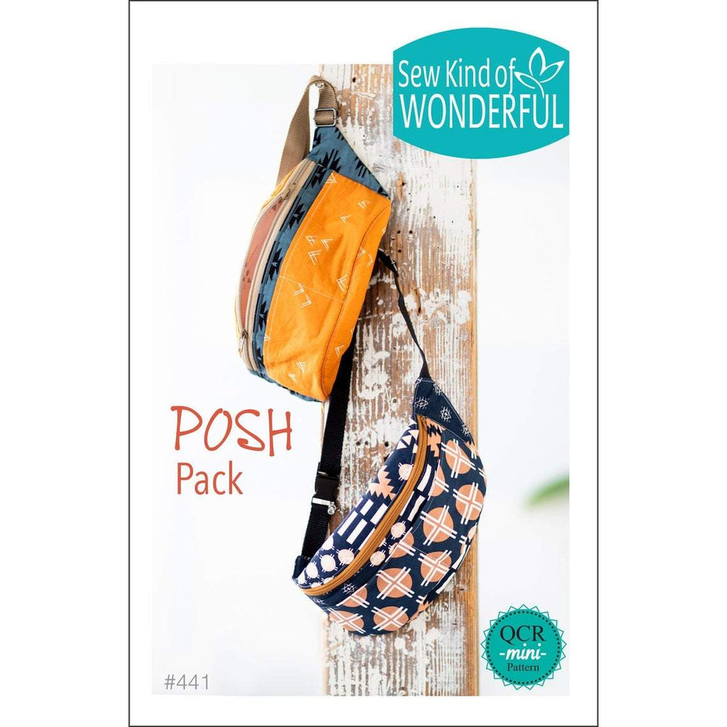 Sew Kind of Wonderful - Posh Pack Pattern
