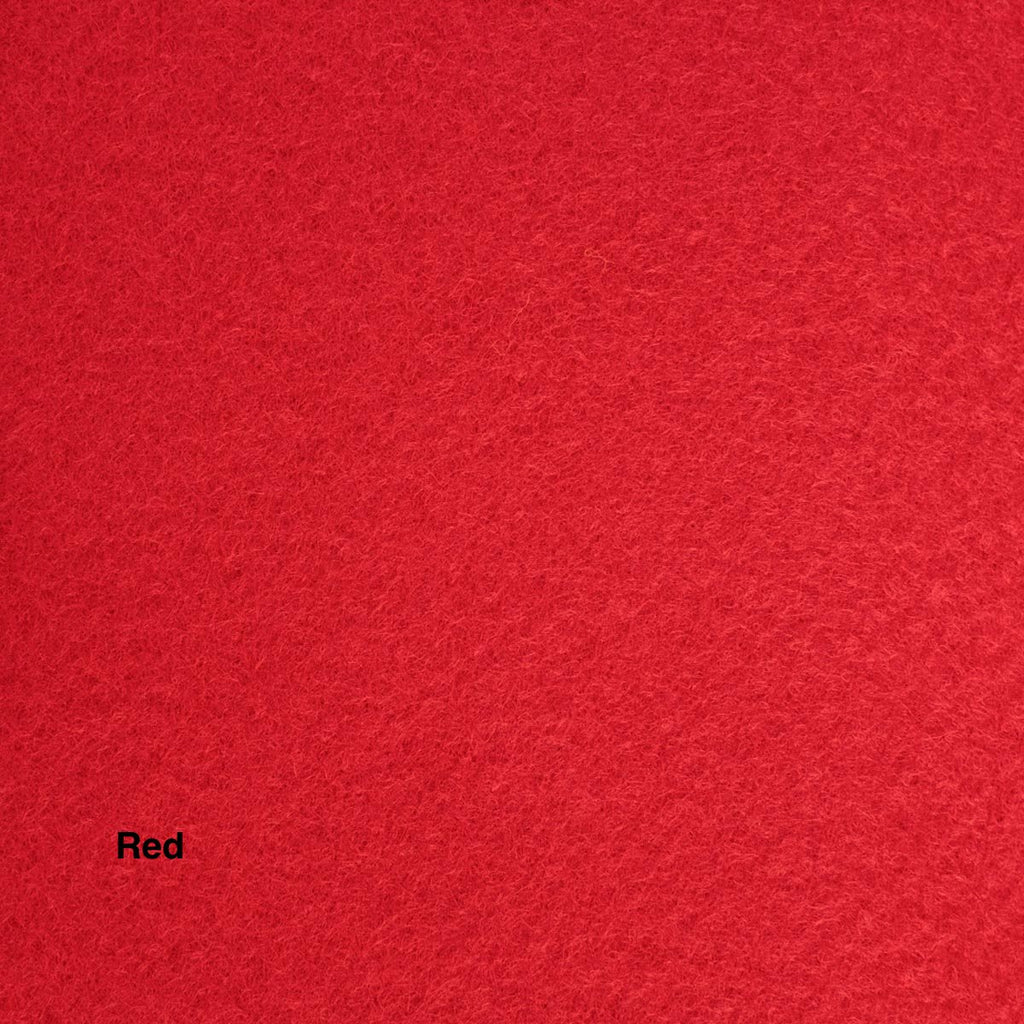 Wool Felt By the Yard - Wool/Rayon - Various