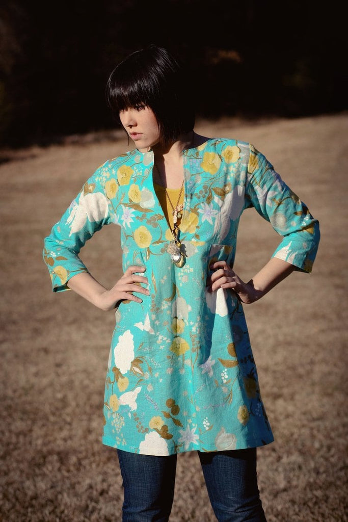 Sew Liberated - Schoolhouse Tunic