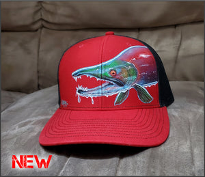 Kokanee Killer - Richardson Adjustable Mesh Snapback